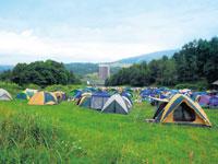 ルスツリゾートキャンプ村・写真