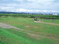 知内町ファミリースポーツ広場キャンプ場