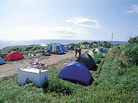 北追岬キャンプ場