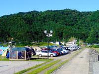 礼文華海浜公園キャンプ場・写真