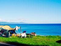 大岸シーサイド第1キャンプ場・写真