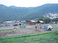 ニセコ野営場・写真