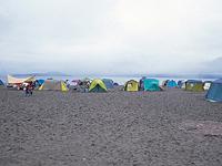 三里浜キャンプ場・写真