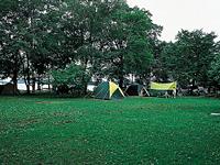 女満別湖畔キャンプ場・写真