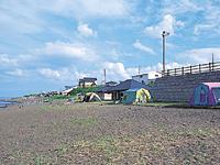 沙留海水浴場・写真