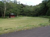 天塩岳道立自然公園ウエンシリキャンプ場・写真