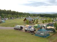 ひがしかぐら森林公園オートキャンプ場「フローレ」