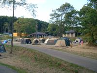 北海道子どもの国キャンプ場