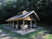 神楽岡公園少年キャンプ村