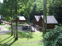 道民の森月形地区学習キャンプ場