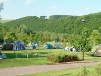 サホロ湖キャンプ場・写真