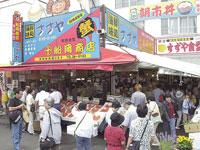 マルジュウ船岡商店・写真