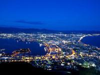 函館山山頂展望台・写真