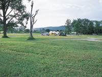 北海道立十勝エコロジーパークオートキャンプ場・写真