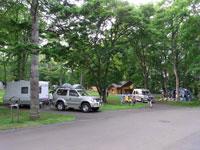 古山貯水池自然公園オートキャンプ場・写真
