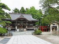湯倉神社・写真