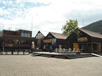 昭和新山火山村