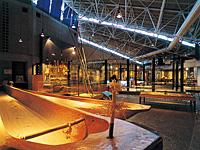 平取町立二風谷アイヌ文化博物館・写真