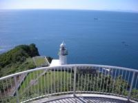 チキウ岬灯台・写真