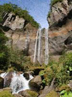 インクラの滝・写真
