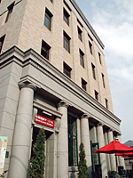 旧三菱銀行 小樽支店