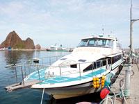 知床クルーザー観光船 ドルフィン・写真