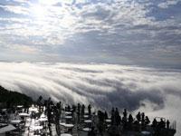 星野リゾート トマム 雲海テラス・写真