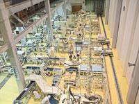 ホクレンパールライス工場 ファンファクトリー(見学)・写真