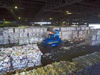王子製紙 苫小牧工場(見学)・写真
