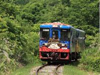 ふるさと銀河線りくべつ鉄道・写真