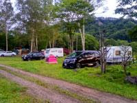 しらおい森野オートキャンプ場