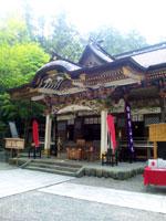 宝登山神社・写真