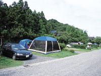 毛呂山町ゆずの里オートキャンプ場・写真