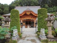 仏道山野坂寺(札所12番)・写真