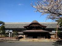 川越城本丸御殿・写真