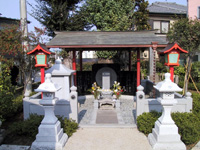 静御前の墓・写真