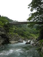 三波石峡(埼玉県)・写真