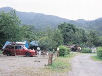 山逢の里キャンプ場・写真