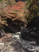 中津峡・写真