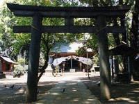 三芳野神社・写真