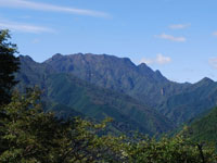 両神山・写真