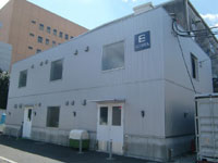 エコーレア化粧品工場第一(見学)・写真