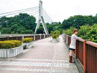 旧秩父橋・写真