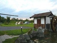 ロハスガルテンキャンプ場・写真