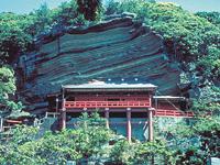 崖ノ観音(大福寺)・写真