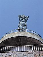 魚見塚展望台(誓いの丘)・写真