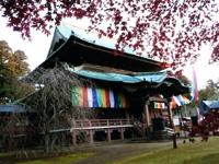 鹿野山神野寺・写真