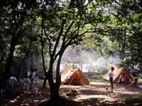 中瀬キャンプ場・写真