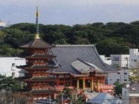飯沼山 圓福寺(飯沼観音)・写真