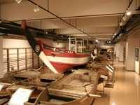 渚の博物館(館山市立博物館分館)・写真